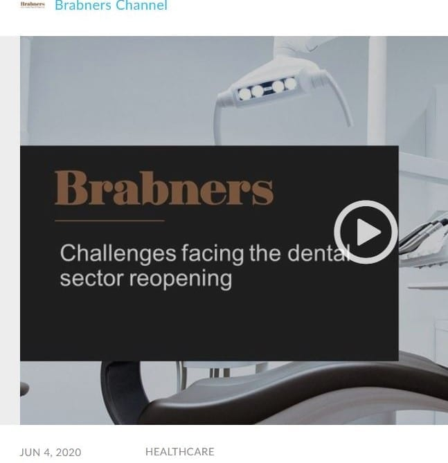Challenges facing the dental sector reopening