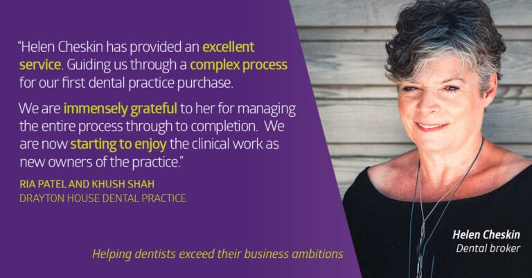 Drayton House Dental Practice Sold to Dr Ria Patel