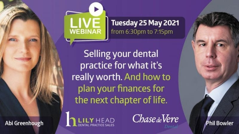 Selling Your Dental Practice For What it's Really Worth - Lily Head Dental Practice Sales